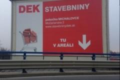 DEK stavebniny - printup.sk - banner