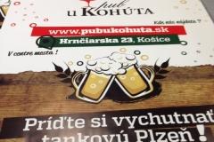 Pub u Kohúta - printup.sk